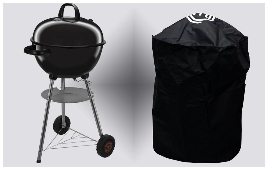 Housse d'hivernage du barbecue à charbon de bois MasterChef