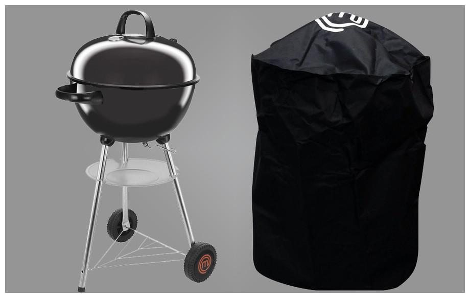 Housse pour barbecue à charbon Kettel 57