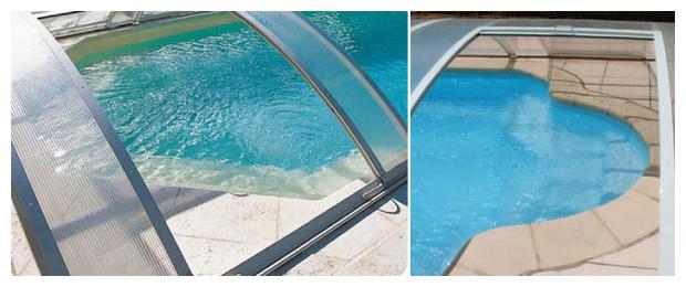 trappe abri piscine