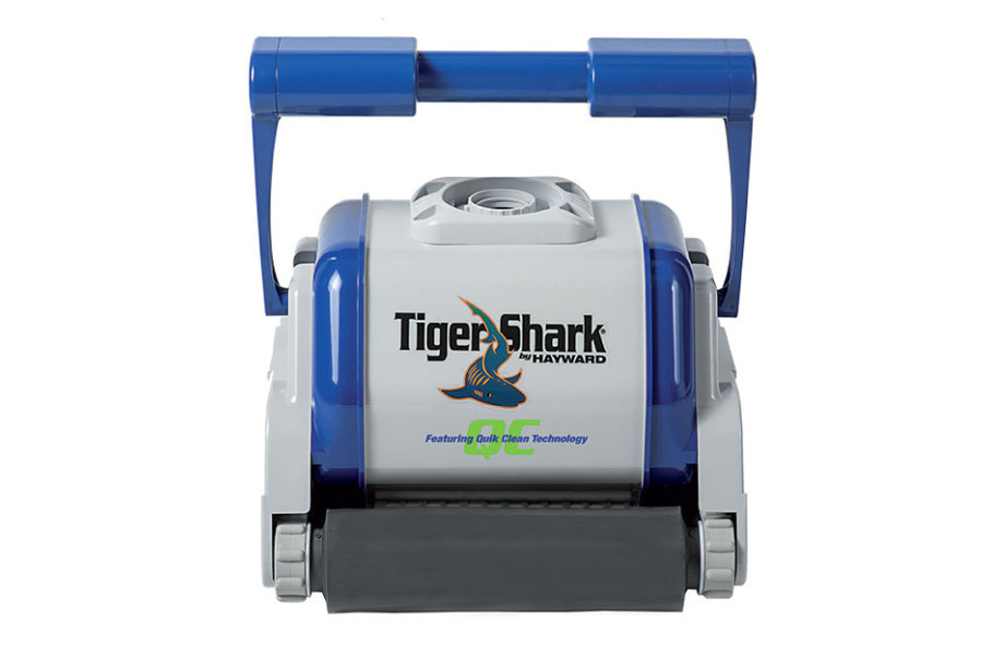Robot Tiger Shark QC brosses mousses avec cycle économique Quick Clean