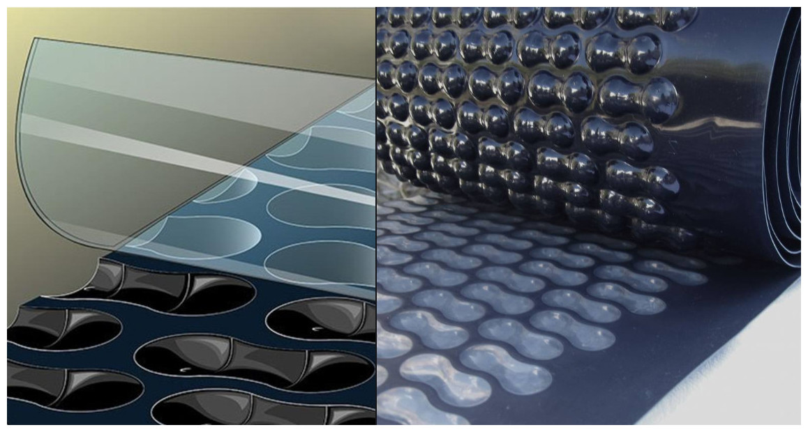 caractéristiques de la bâche à bulles Iverbul quatro energy guard geo bubble