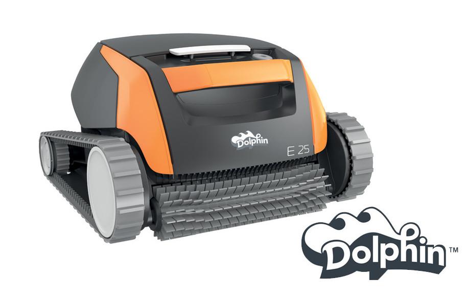 Robot électrique de nettoyage de piscine Dolphin E25