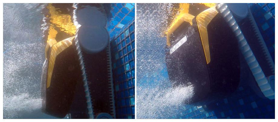 caractéristiques techniques du robot de piscine Dolphin E25