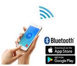 blue analyseur connecté pour piscine CONNEXION