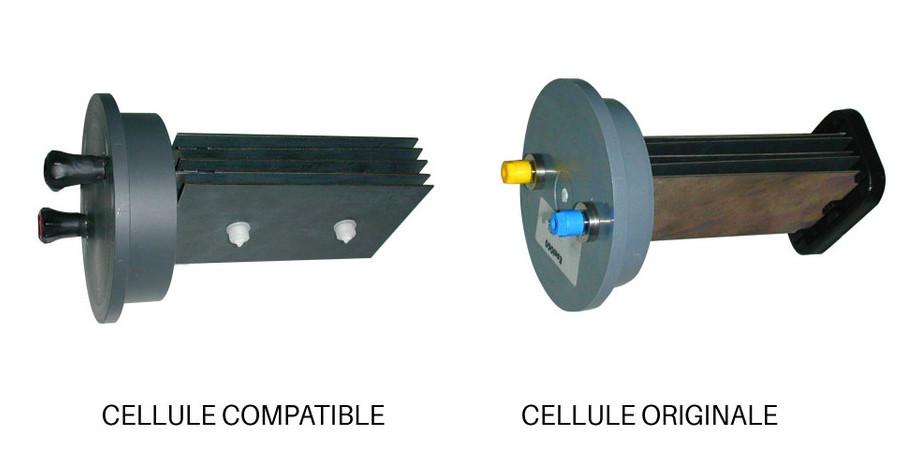 Cellule d'électrolyse compatible pour System 7®