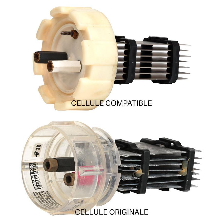 Cellule d'électrolyse compatible pour Ecomatic®, Promatic®, Stroud® ESR