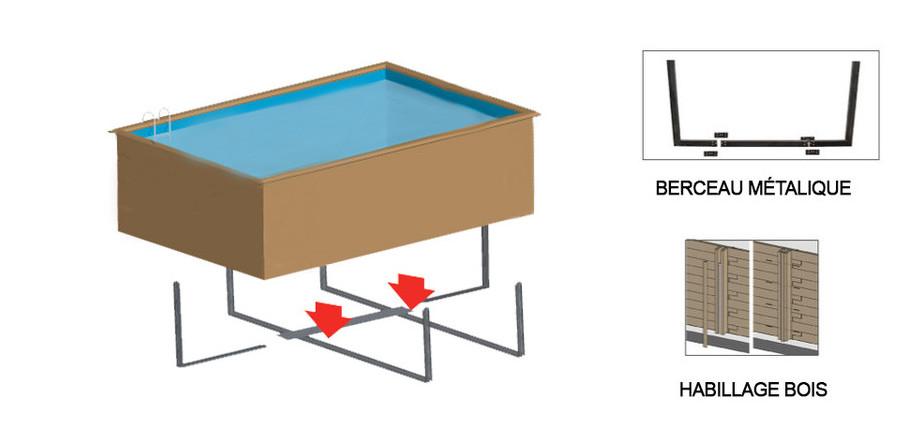 structure berceaux piscine bois woodfirst original rectangle 400x200x119