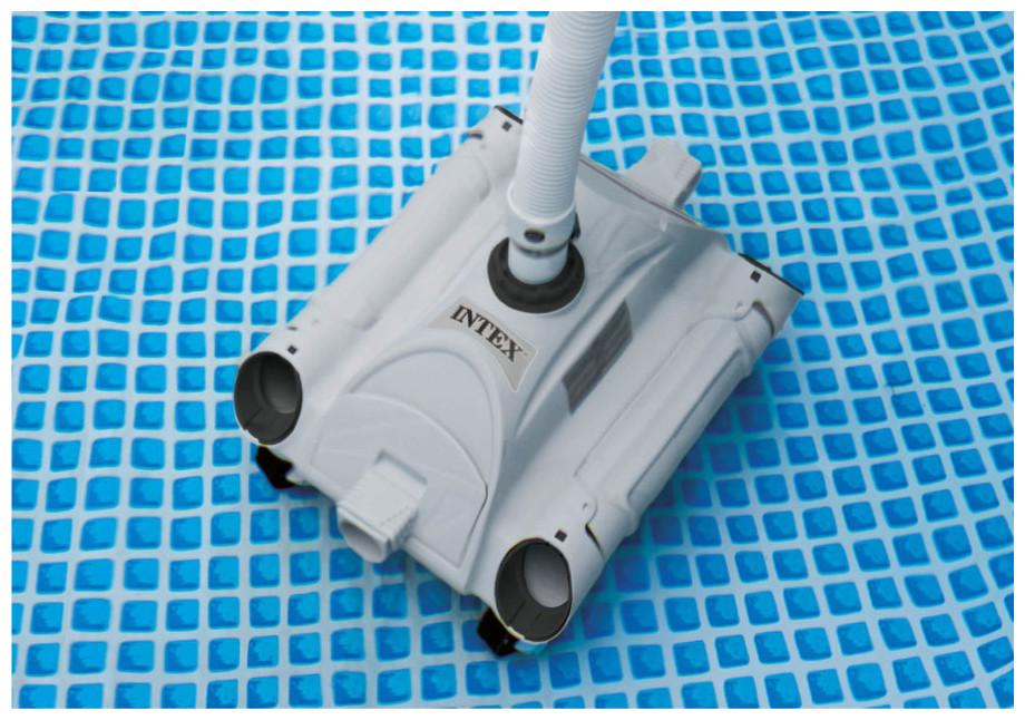Robot de nettoyage hydraulique Intex - en action