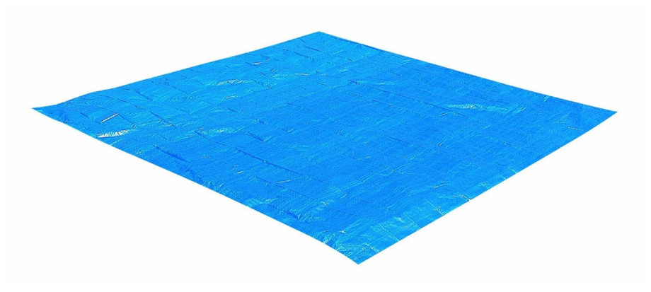 Piscine intex 244 457 tapis de sol piscine center net - Tapis de sol pour piscine autoportee ...