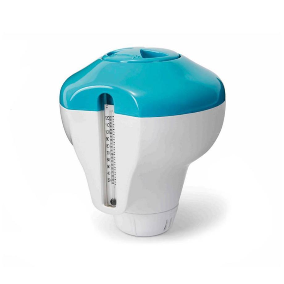 Diffuseur flottant Intex avec thermomètre intégré