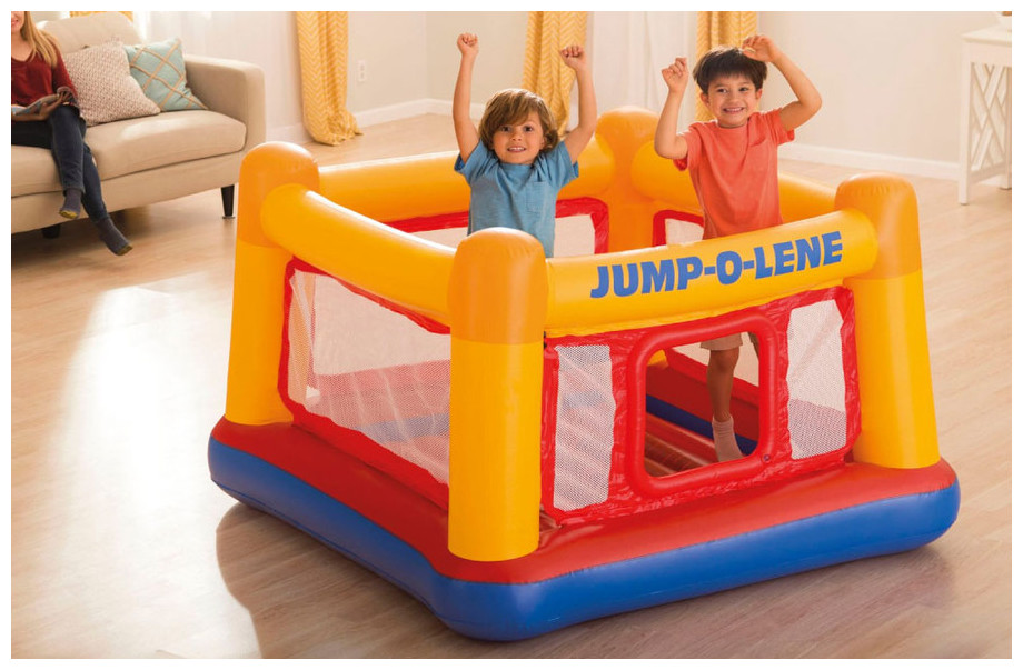 aire de jeux en forme de ring Jump-o-Lene - Intex
