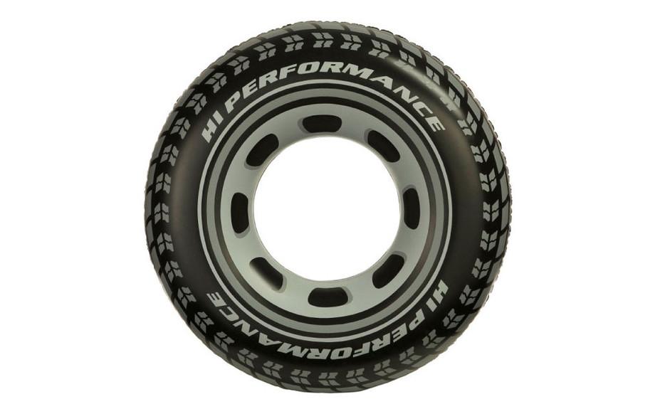 détails de la bouée gonflable pneu intex