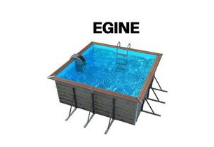 piscine carrée egine water'clip