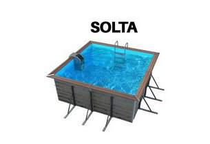 piscine carrée solta water'clip