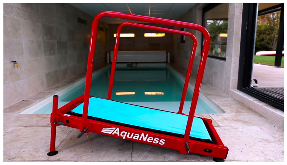 Tapis de marche aquatique Aquaness T1