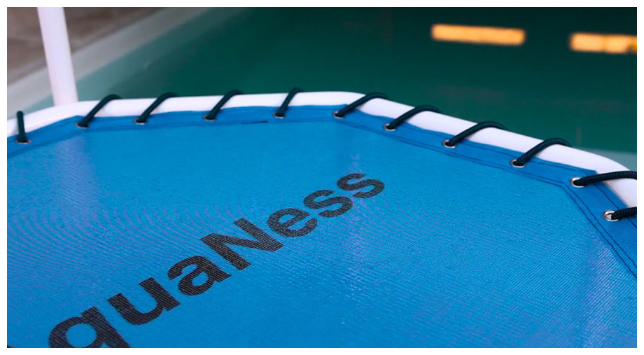 Trampoline Aquaness TR1 pour piscine -ZOOM
