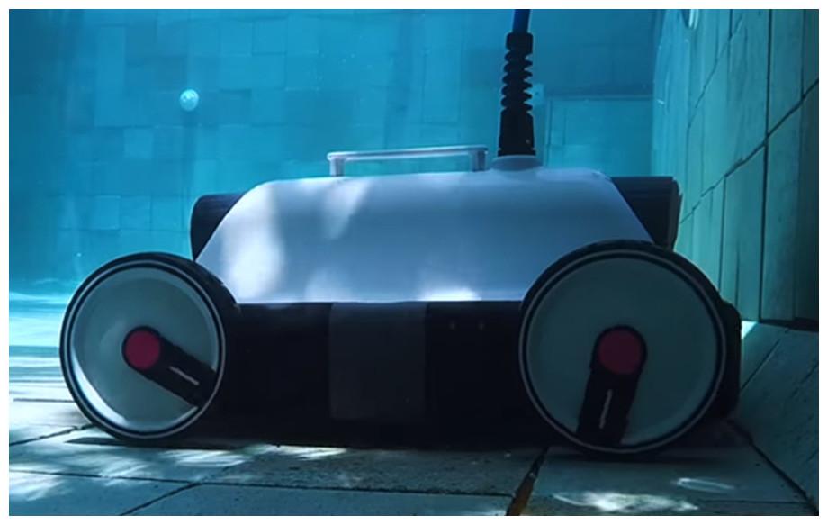 robot électrique piscine eklean kokido zoom