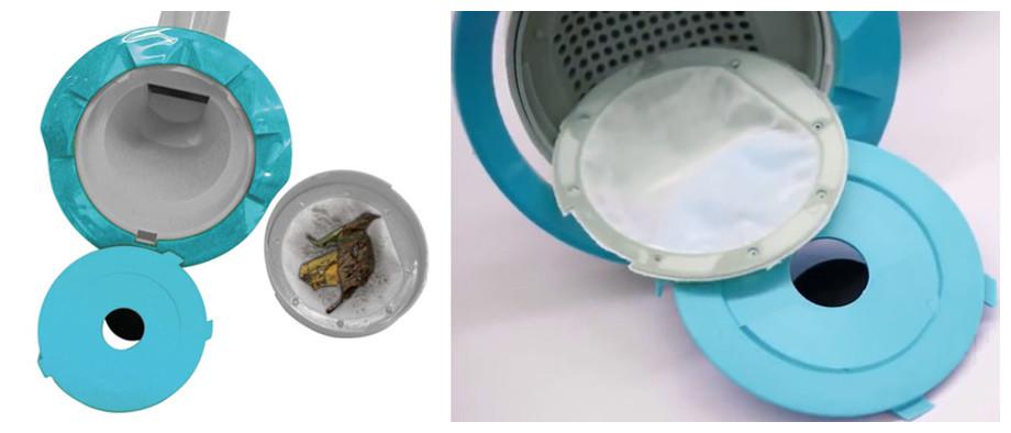 filtre du robot hydraulique zappy max