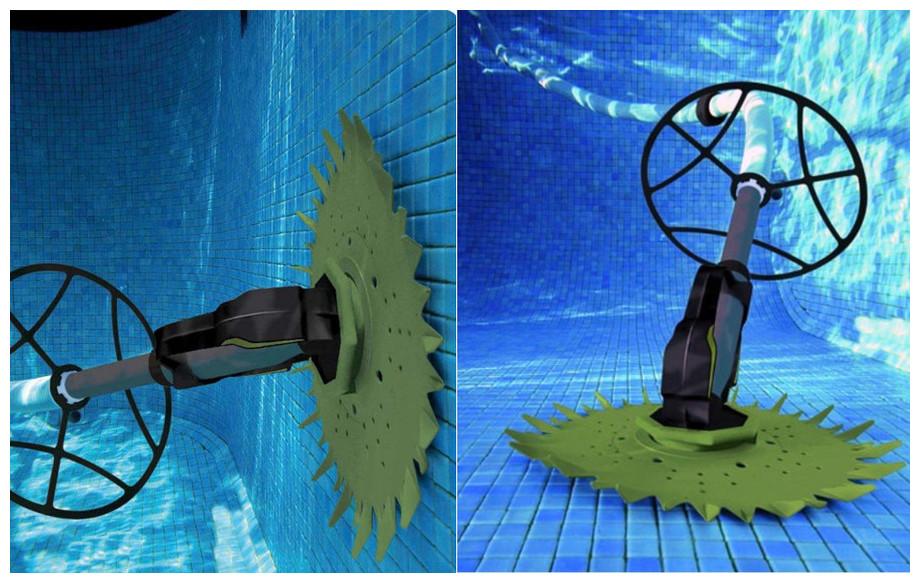 robot hydraulique de piscine dipper max kokido