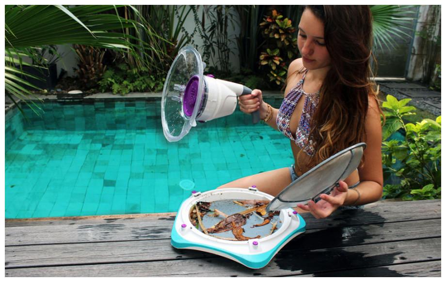 robot électrique de piscine telsa 80 descriptif