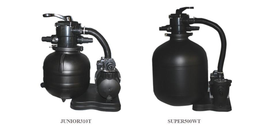 modèle de platine de filtration plati clair premium