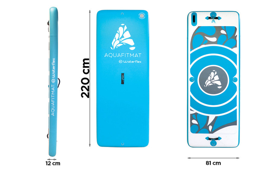 dimension du tapis aquafitmat
