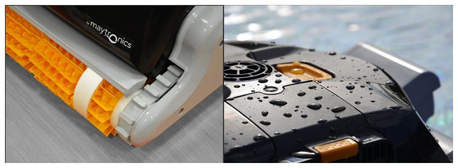 détails du robot de piscine Dolphin EX40