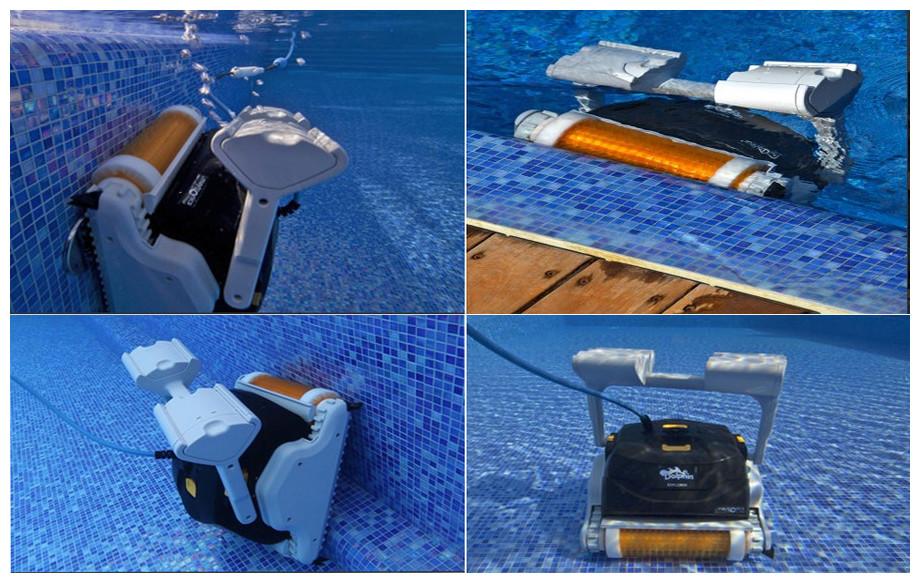 robot piscine dolphin ex40