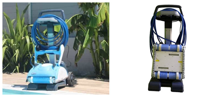 robot nauty dolphin chariot
