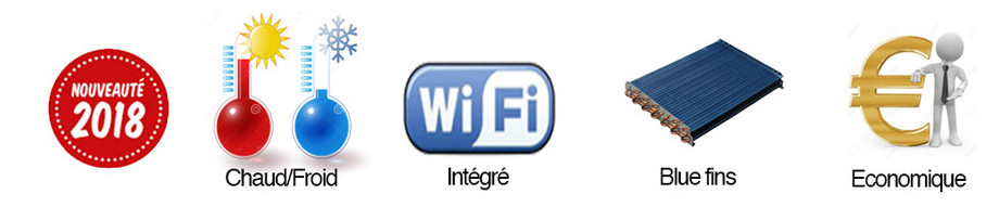 logo pompe à chaleur pacfirst elite plus wifi