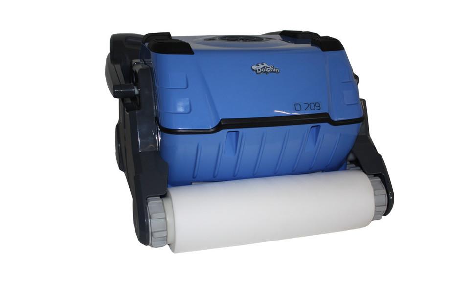 robot de nettoyage de piscine dolphin d209