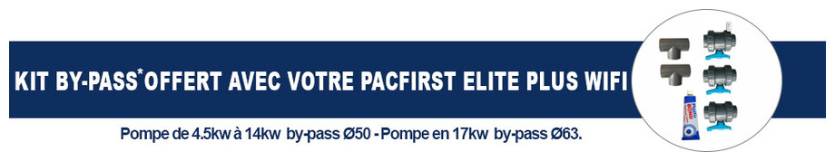 kit by pass offert avec le kit by pass pacfirst elite plus wifi