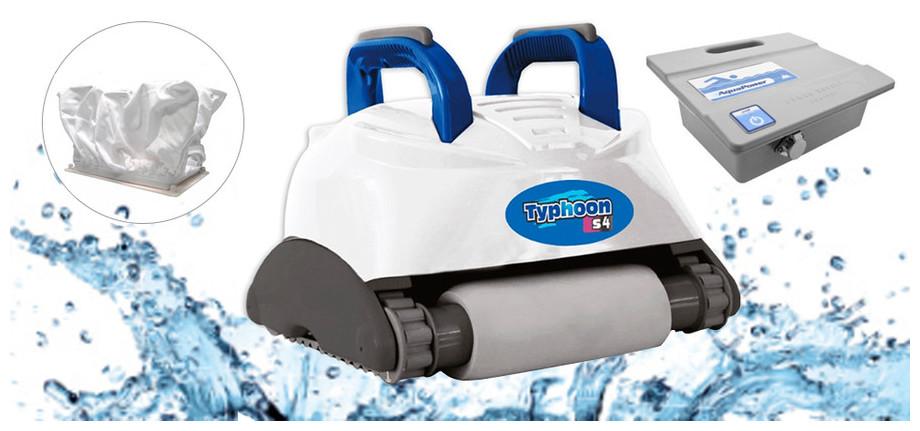 accessoires du robot piscine typhoon s4