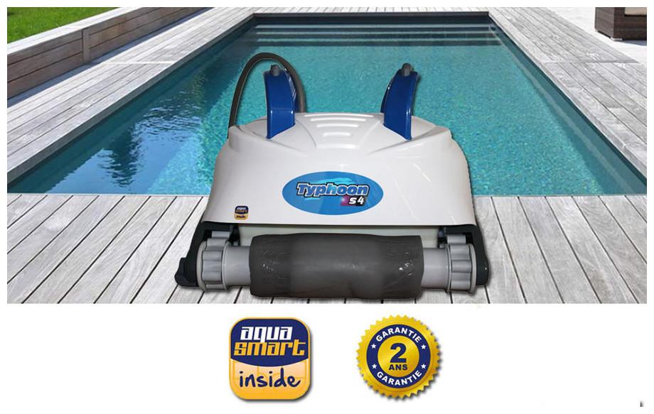 robot piscine aquabot typhhoon s4