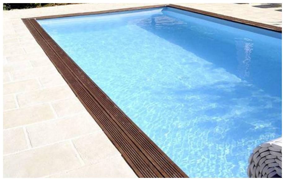 piscine bois anisé sunbay