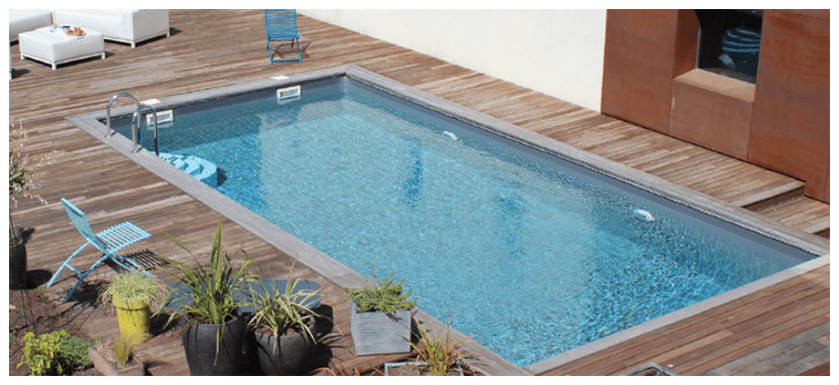 PISCINE BOIS RECTANGLE 12X4 woodfirst original