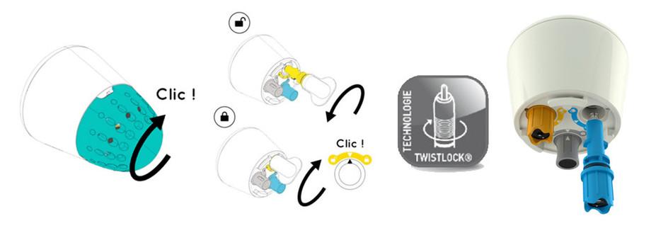 capteur plug and play ico
