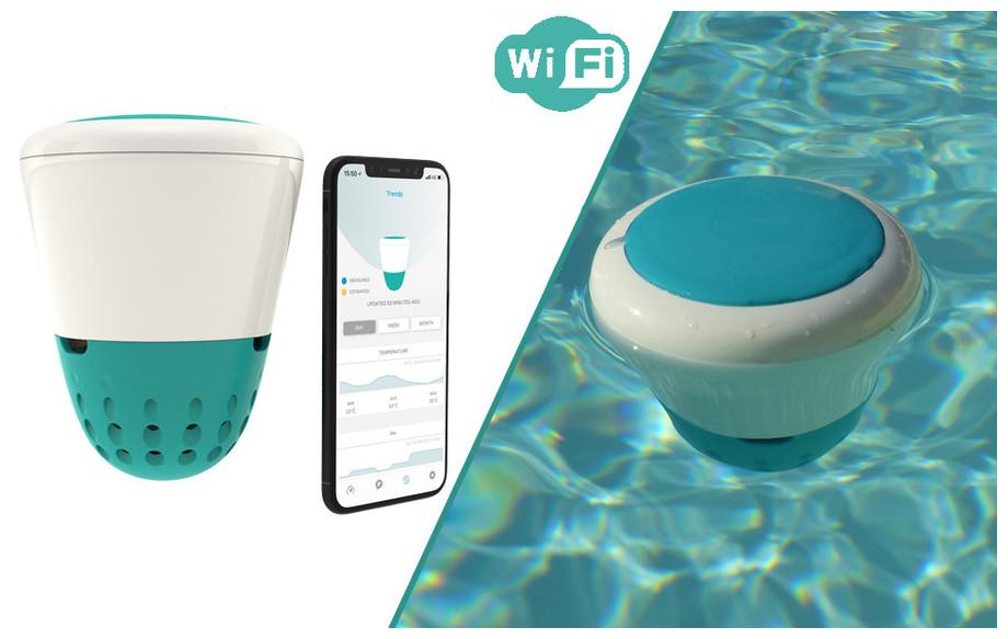 analyseur connecté eau de piscine ico ondilo