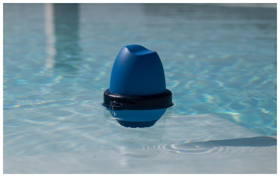 aperçu du blue connect plus analyseur connecté de piscine