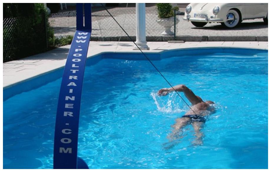 entraîneur pour piscine pooltrainer