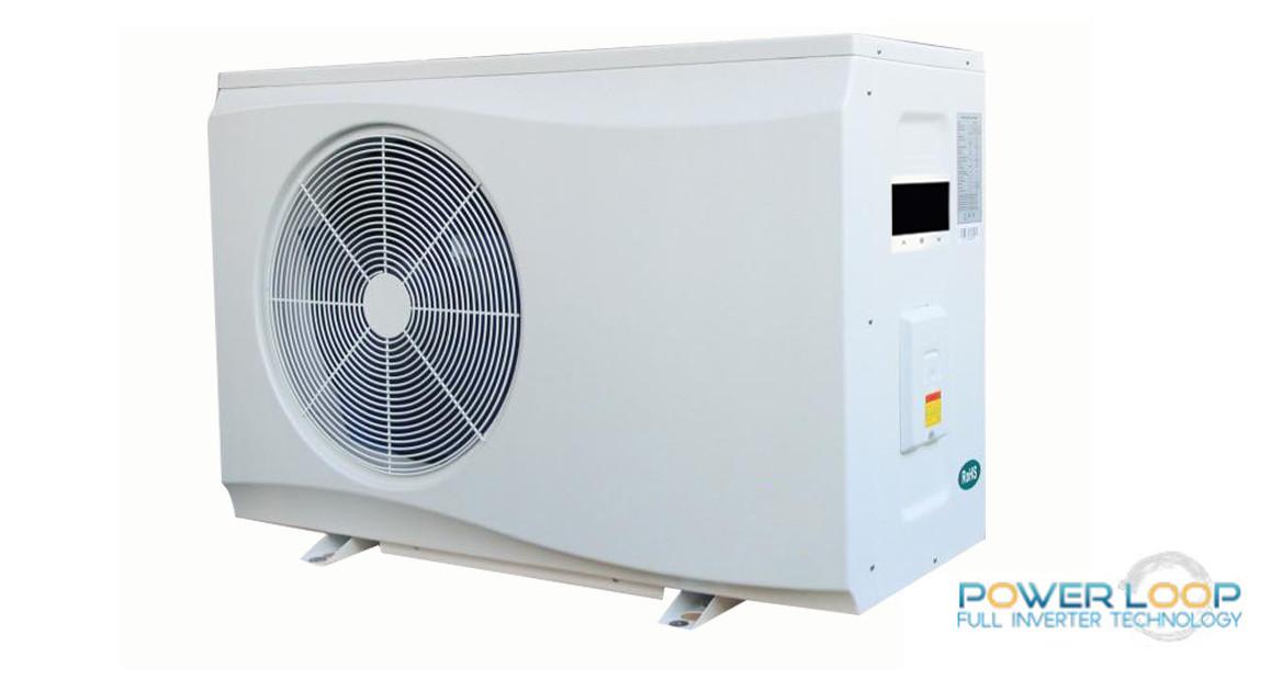 pompe à chaleur Power Loop full Inverter en situation
