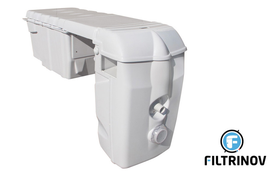 Filtrinov fb14 groupe filtration piscine piscine for Bloc de filtration piscine