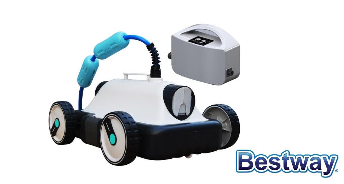 robot piscine mia bestway