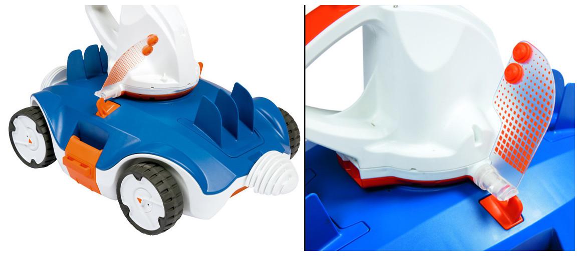 robot de piscine sans fil aquatronix bestway piscine center net. Black Bedroom Furniture Sets. Home Design Ideas