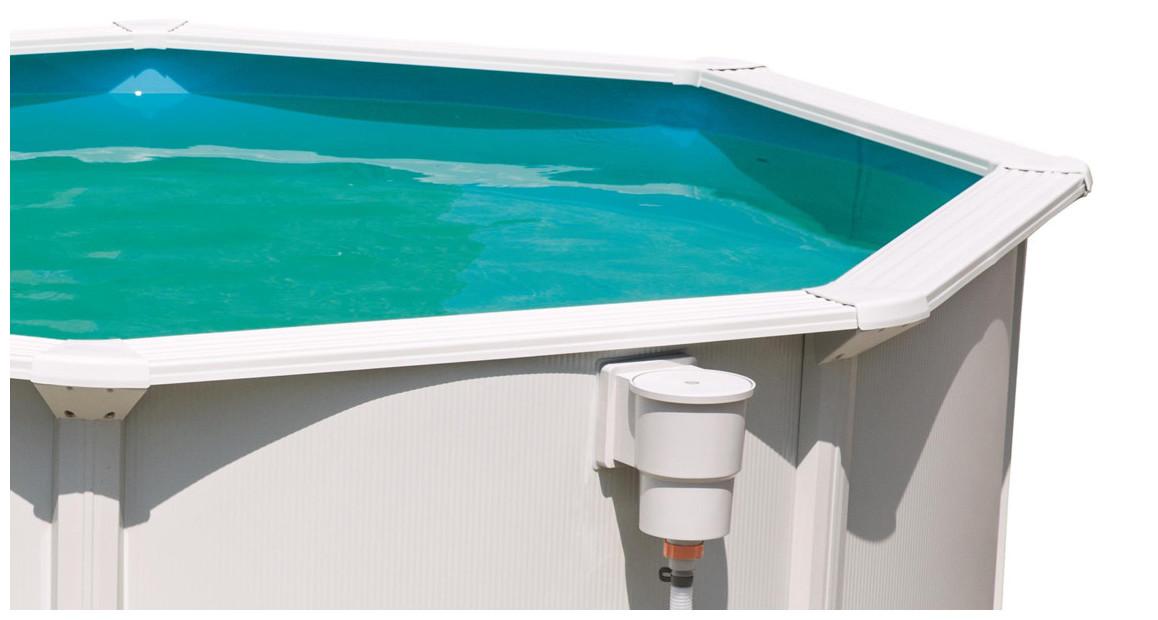 structure de la piscine hors sol hydrium bestway