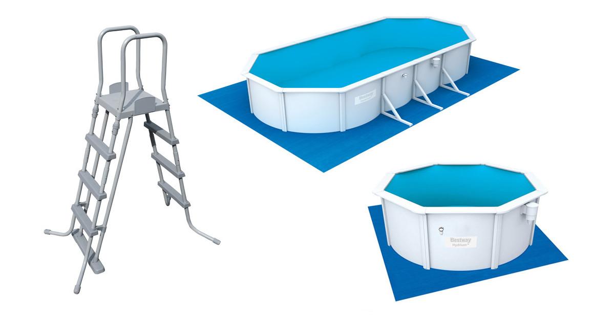 accessoires de la piscine hors sol Bestway Hydrium