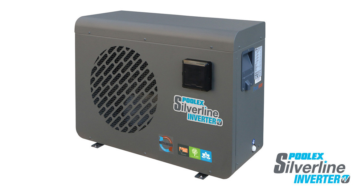 pompe à chaleur piscine silverline full inverter poolex