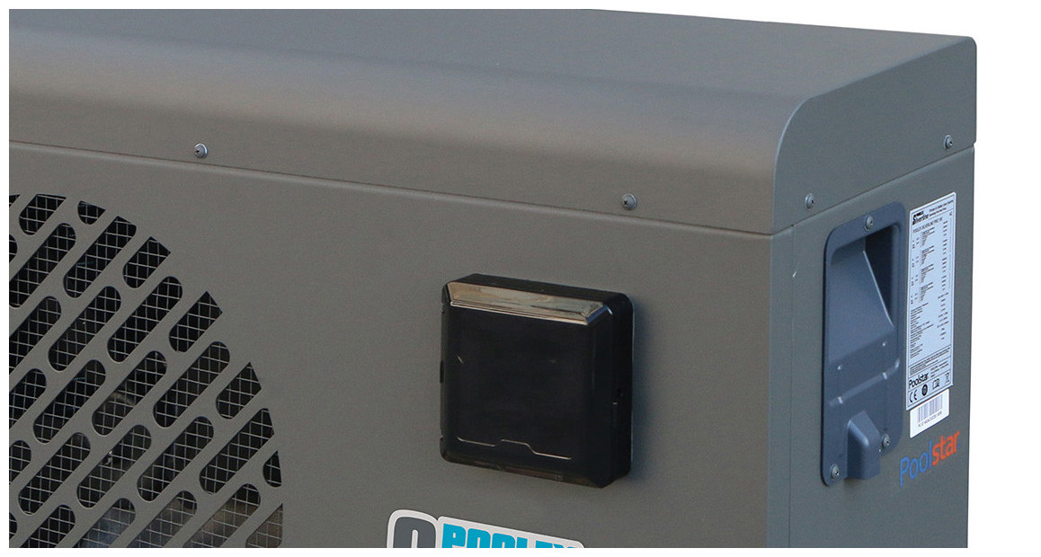 descriptif de la pompe à chaleur poolex silverline full inverter
