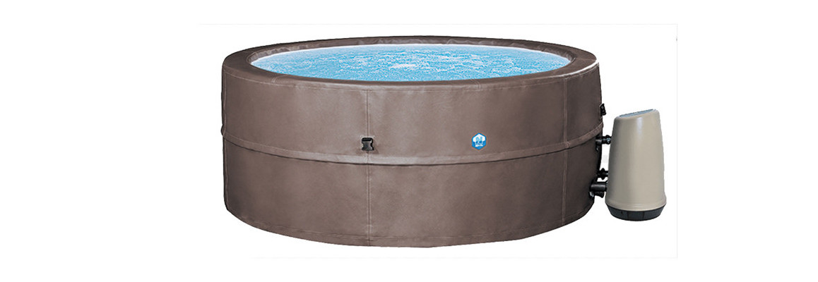 descriptif du spa semi rigide Vita Premium Netspa Poolstar