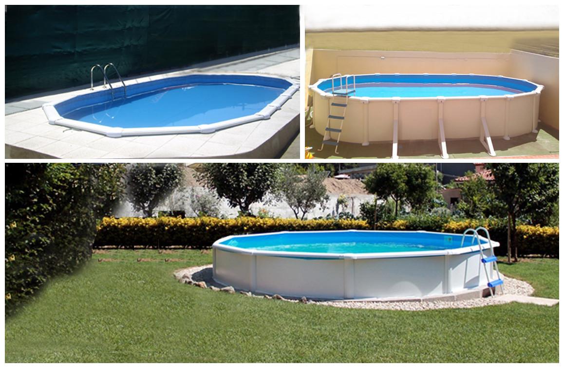 piscine hors sol bora bora en situation